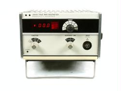 HP/AGILENT 3403C/1 VOLTMETER, TRUE RMS, OPT. 1